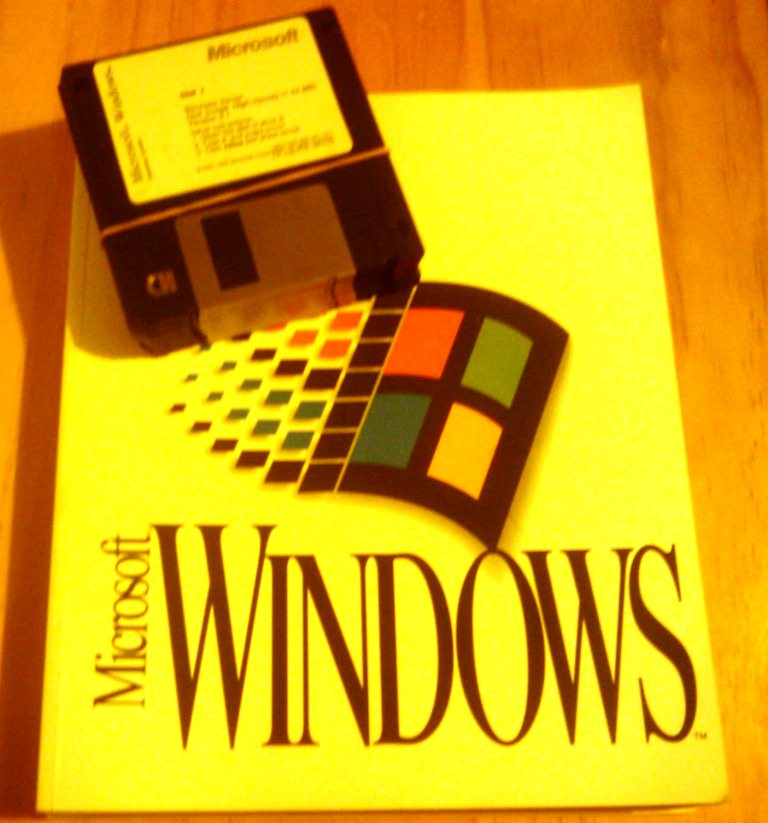 Windows 3.1 Product Manual & Installation Disks